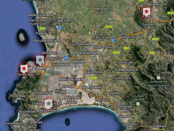 Live Map Zednet